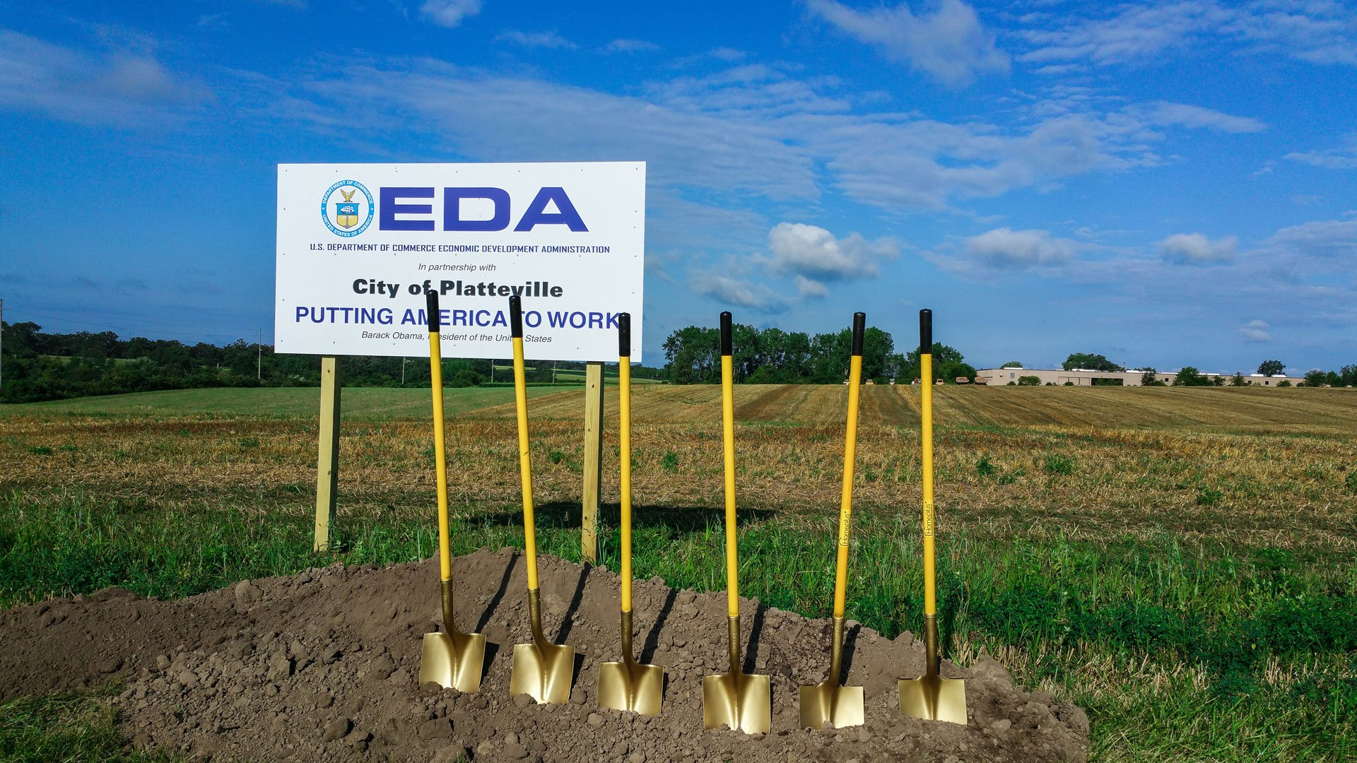 Industry Park Groundbreaking